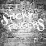 Restaurant logo for Sticky Fingers