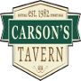 Restaurant logo for Carson's Tavern