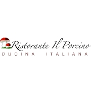 This is the restaurant logo for Ristorante Il Porcino
