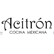 This is the restaurant logo for Acitrón Cocina Mexicana