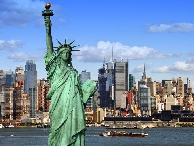 New york city, ny.