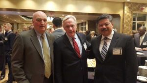 Sean Hennessy, Ned Hyland and Julian Kim, MD
