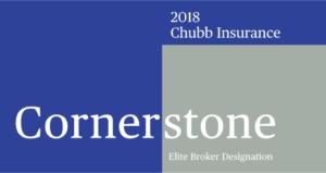 Chubb Insurance - Cornerstone Designation