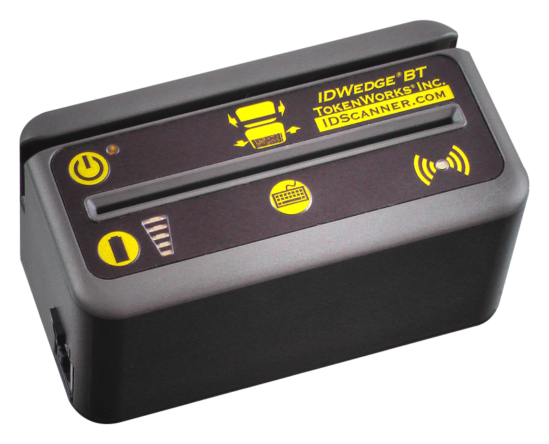 Software Update: v.3.3 HID Available for IDWedgeBT ID Scanner