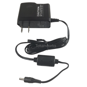 Tokenworks 12V Wall Charger