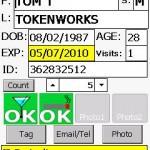 IDVisor Pro Age OK, ID Expired Screenshot