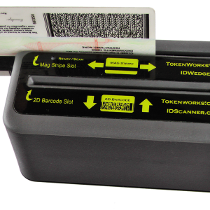 IDWedgeKB ID scanner Keyboard scanner from Tokenworks