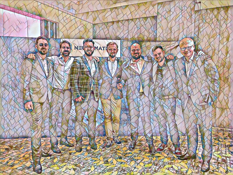 NeuroNuggets: Style Transfer