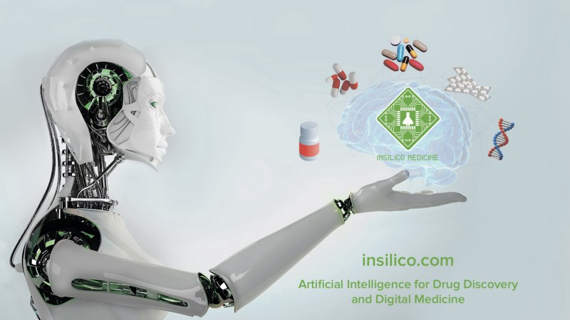 Neuromation Partner Insilico closed a strategic round of funding