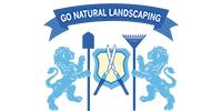 Website for Go Natural Landscaping L.T.D.
