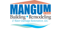 Website for Mangum & Sons Building-Remodeling & Water Damage Restoration, LLC