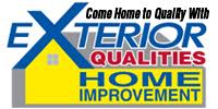 Website for Exterior Qualities Home Improvement, Ltd.