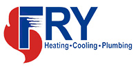 Website for Fry Heating-Cooling-Plumbing
