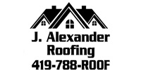 Website for J. Alexander Roofing