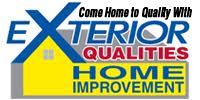 Website for Exterior Qualities Home Improvement, Ltd.