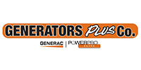 Website for Generators Plus Company