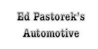 Website for Ed Pastorek's Automotive LLC