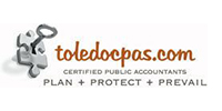 Website for Toledo CPAs