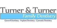 Website for Turner & Turner Family Dentistry Inc.