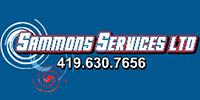 Website for Sammons Services LTD