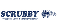 Website for Scrubby Carpet Cleaning