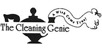 Website for Cleaning Genie