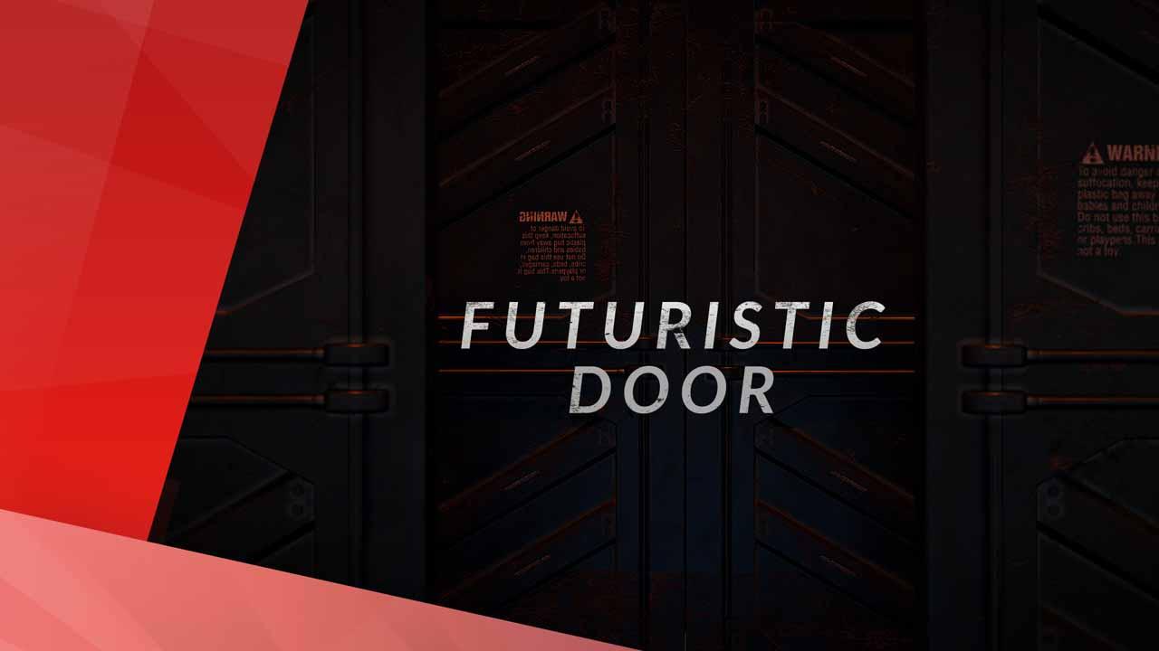 Futuristic Door Intro Template (Sci-Fi) & Futuristic Door Intro Template (Sci-Fi) - Tolerated Cinematics ... pezcame.com