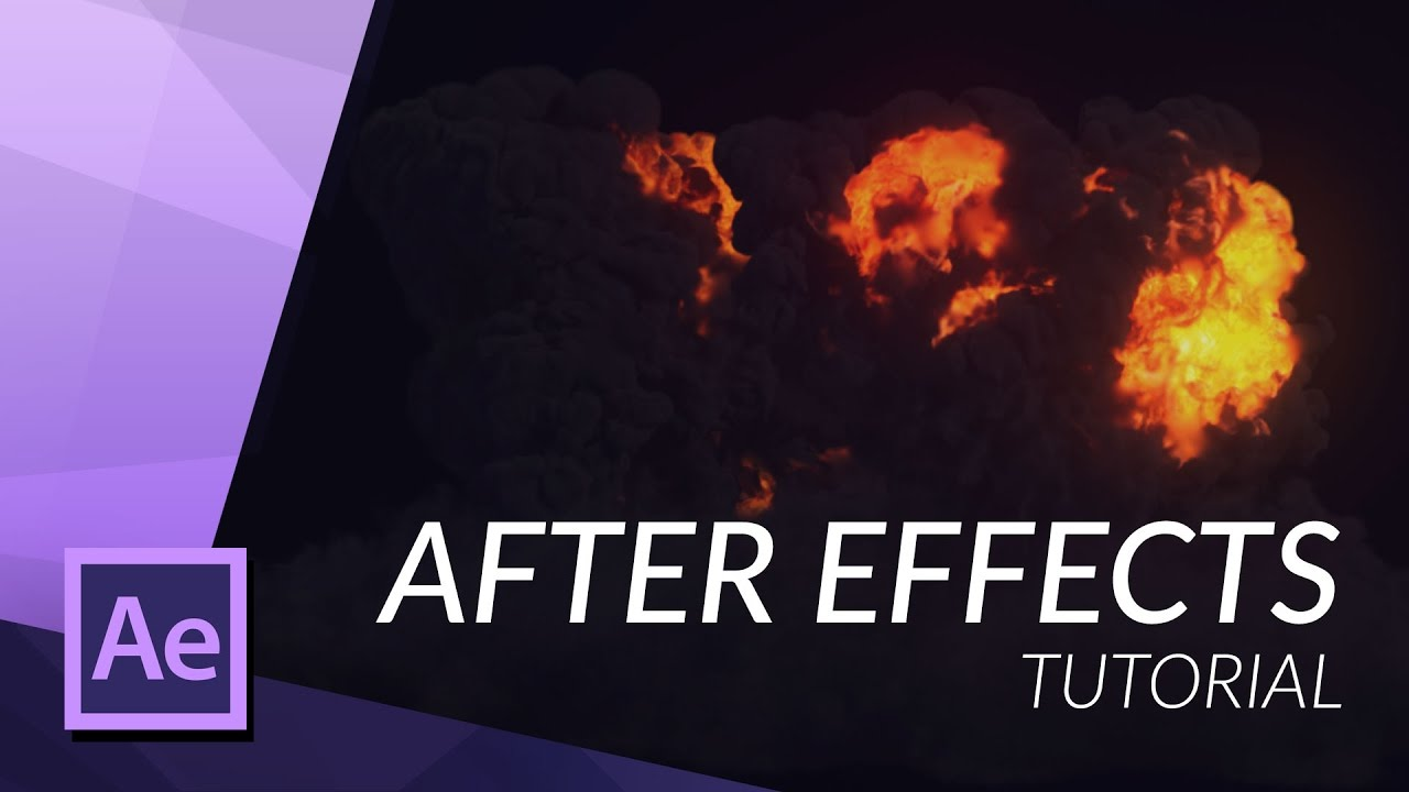 Create a big explosion in after effects tolerated cinematics after effects templates and for Explosions after effects
