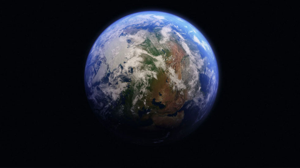 3D - Earth Model (16K Quality) - Tolerated Cinematics : After ...