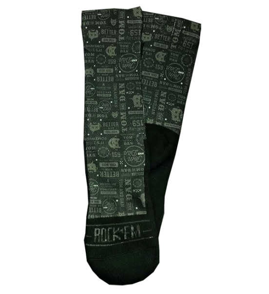 TDSOCKS_black