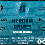 NerdomGames Flyer