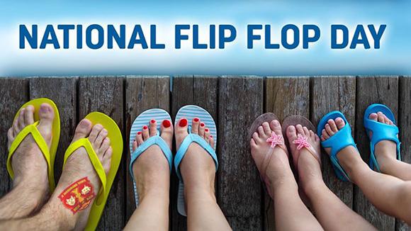 National-Flip-Flop-Day