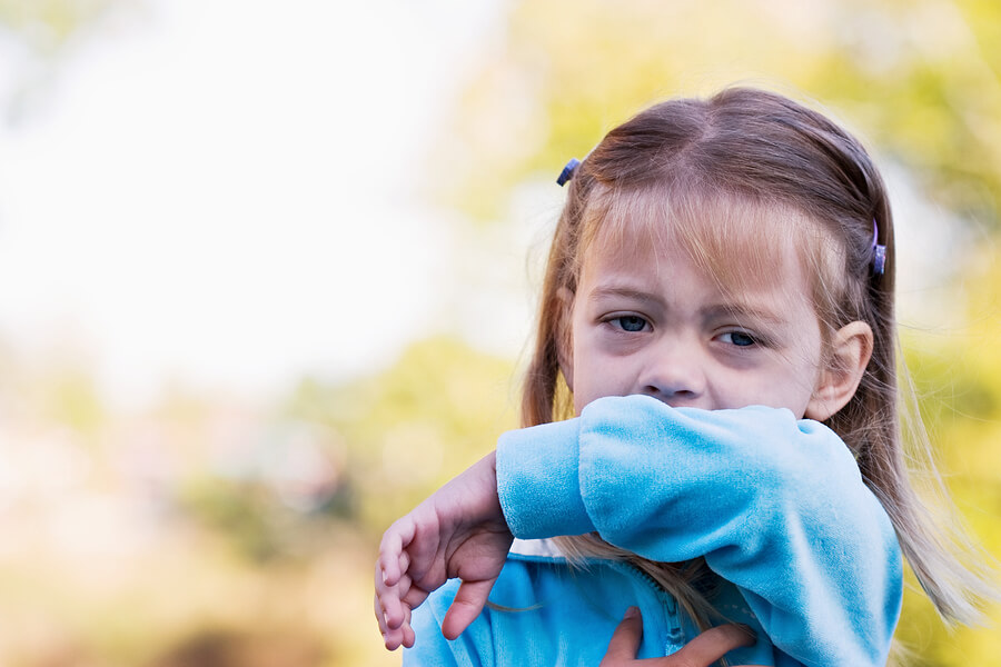 What Happened To My Non-Vaccinated Children When Whooping Cough Broke Out