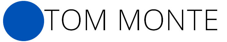 Tom Monte Mobile Retina Logo