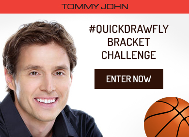 QuickDrawFly Bracket Challenge