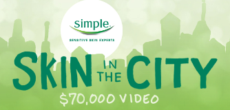 Simple Skincare Simple®  Kind to City Skin Live Event Video Project