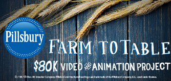 The J.M. Smucker Co. Pillsbury Farm to Table Video & Animation Project
