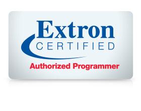 Extron Authorized Programmer