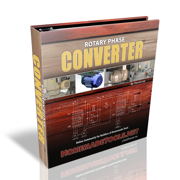 Rotary Phase Converter (Create 3-phase Power From A Single