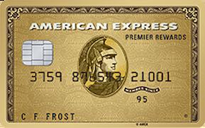 Amex premier gold