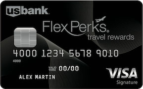 Us bank flex travel