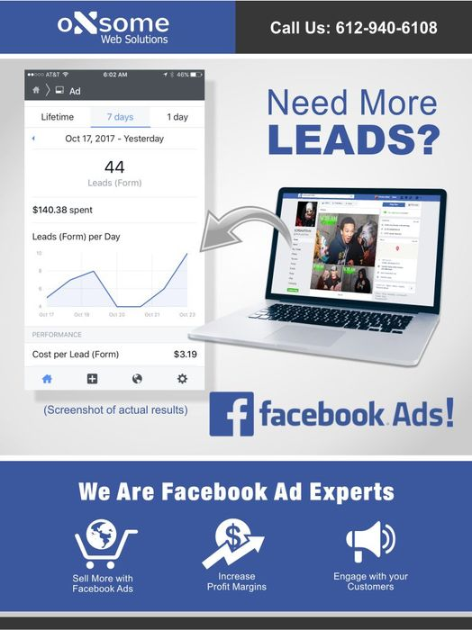 Need more leads