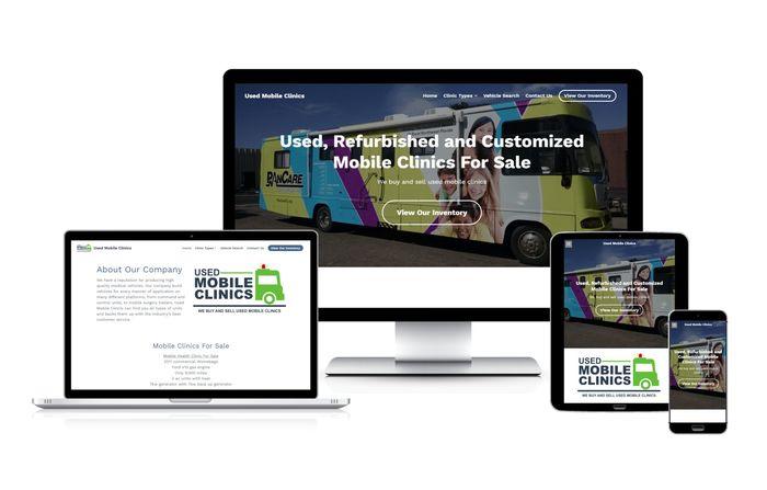 Used mobile clinics