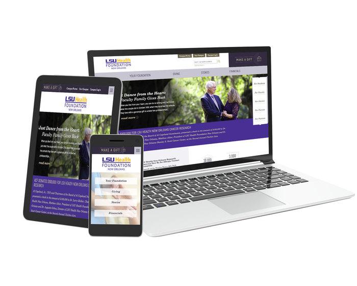 Lsu health website 2