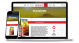 Upcity website showcase