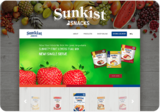 Sunkist work landing copy