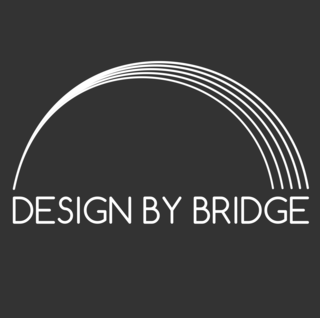 Design by Bridge Logo