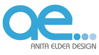 Anita Elder Design Logo