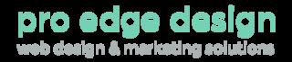 Pro Edge Design Logo