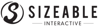 Sizeable Interactive Logo